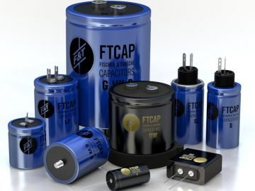 FTCap Mersen power electronics